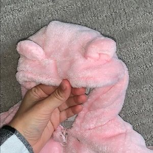 One Pieces - Baby teddy bear suit